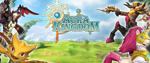 Aura Kingdom - Enter a stunning anime world and defeat some of the deadliest foes in existence.