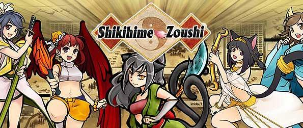Shikihime Zoushi - Dwell into the ancient and spiritual world of Japan in this browser based MMORPG and harness the power of a Shikihime on your battles.
