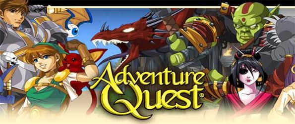 Adventure Quest Worlds - Try a fun turn based mmo game, full of monsters and treasure!