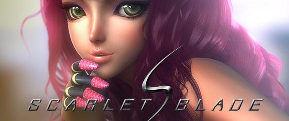 Scarlet Blade - Enjoy an MMORPG that features an all-female (mostly adult themed) character lineup that stands up to play just as well as any action packed MMO.
