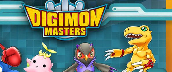 Digimon Masters  - Experience the world of a Digimon Tamer and his exciting life with his Digimon partner.