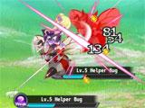 Combat in Flower Knight Girl